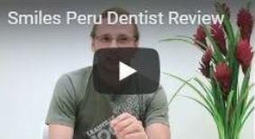 Smiles Peru Testimonial Dentist