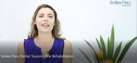 Felecia Oral Rehabilitation Smiles Peru Testimonial